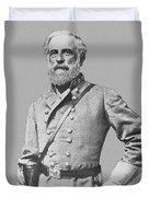 General Robert E Lee Duvet Cover
