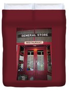 General Store Duvet Cover