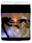 Genesis One Twenty Seven Duvet Cover