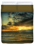 Gentle Dawn Duvet Cover