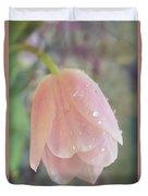 Gentle Flower Bow Duvet Cover