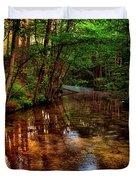 Gentle Stream Duvet Cover