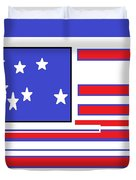 Geo Flag Duvet Cover