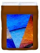 Geometric 2b  Abstract Duvet Cover