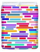 Geometric Art 249 Duvet Cover