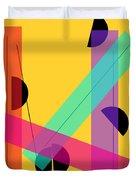 Geometric Art 419 Duvet Cover