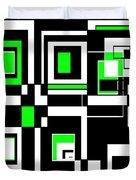 Geometric Pizazz 4 Duvet Cover