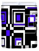 Geometric Pizazz 5 Duvet Cover