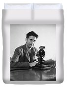 George Orwell (1903-1950) Duvet Cover