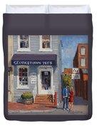 Georgetown Tee's Duvet Cover