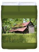 Georgia Barn Duvet Cover