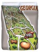 Georgia Duvet Cover