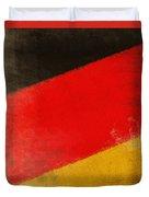 German Flag Duvet Cover by Setsiri Silapasuwanchai