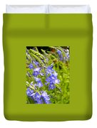 Germander Speedwell Duvet Cover