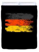 Germany Gift Country Flag Patriotic Travel Shirt Europe Light Duvet Cover