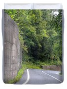 Germany Roads Duvet Cover