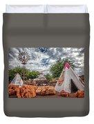 Geronimo Trading Post Duvet Cover