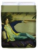 Gertrude Vanderbilt Whitney 1916 Duvet Cover