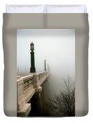 Gervais Street Bridge Duvet Cover
