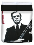Get Carter 2013 Duvet Cover by Luis Ludzska
