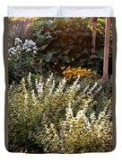 Lost In The Flower Garden Duvet Cover