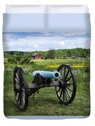 Gettysburg National Military Park Duvet Cover