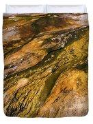Geyser Basin Springs 2 Duvet Cover