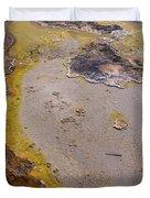 Geyser Basin Springs 4 Duvet Cover