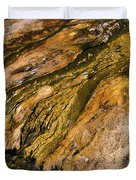 Geyser Basin Springs Duvet Cover