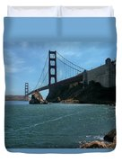 Gg Horseshoe Bay Duvet Cover