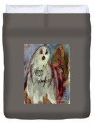 Ghost 1  Duvet Cover