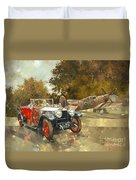 Ghost And Spitfire  Duvet Cover