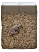 Ghost Crab Duvet Cover