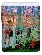 Ghost House Bold Duvet Cover
