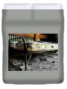 Ghost Town Accommodations  Duvet Cover