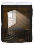 Ghostly Light Duvet Cover