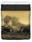 Ghosts Of Vicksburg Duvet Cover