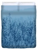 Giant Forest Duvet Cover