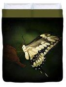 Giant Swallowtail 2 Duvet Cover