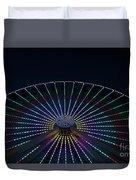 Giant Wheel Ferris Wheel Duvet Cover