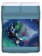 Gibbous Duvet Cover