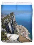 Gibraltar Duvet Cover