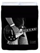 Gibson Les Paul Guitar  Duvet Cover