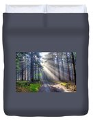 Gift Of Light Duvet Cover