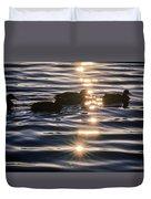 Gifts Of Sunshine Duvet Cover