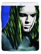 Gilmour Neon Nixo Duvet Cover