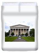 Girard College Philadelphia Duvet Cover