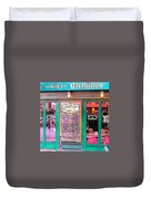 Glaces And Sorbets Berthillon Duvet Cover
