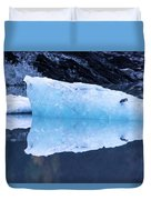 Glacial Ice Duvet Cover