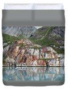 Glacier Bay 4 Photograph Duvet Cover